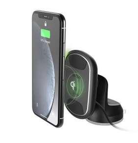 iOttie iTap 2 Wireless Qi Fast Charging Dashboard Mount - Black