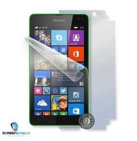 ScreenShield fólie na celé tělo pro Microsoft Lumia 535