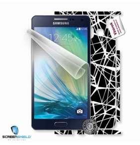 ScreenShield fólie na displej + skin voucher (vč. popl. za dopr. k zákaz.) pro Samsung Galaxy A5 (SM-A500FU)