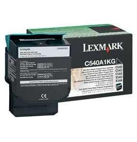TONER LEXMARK BLACK 1000 stran  pre C540/C543/C544/X543/X544
