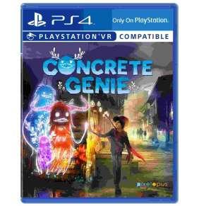 SONY PS4 hra Concrete Genie VR