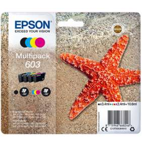 Epson multipack 4-colours 603