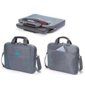 "Dicota Slim Case BASE 14-15.6"" grey/blue"