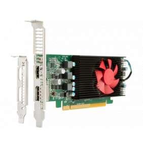 HPAMD Radeon RX 550X 4GB LP DP, HDMI PCIe x16 Card
