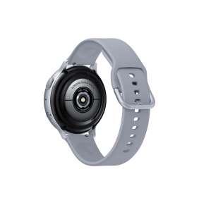 Samsung Galaxy Watch Active 2 40mm chytré hodinky, stříbrné