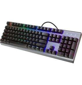 Cooler Master CK350 RGB mechanická klávesnice US modré