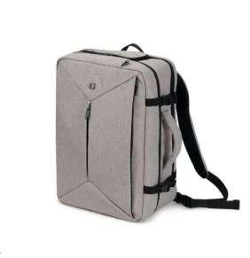 DICOTA Backpack Dual Plus EDGE 13-15.6 light grey