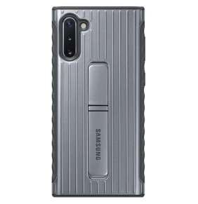 Samsung Protective Standing Cover pro Galaxy Note10 Silver