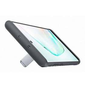 Samsung Protective stand Cover Galaxy Note10+ Silver