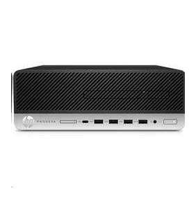 HP ProDesk 600G5 SFF i5-9500, 8GB, 256GB M.2, kl. a myš, DVDRW, zdroj 180W platinum,2xDP+HDMI, Win10Pro