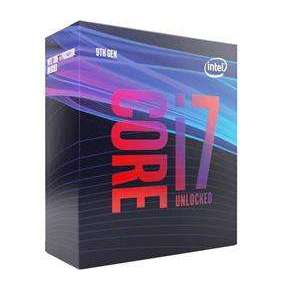 Intel® Core™i7-9700K processor, 3,60GHz,12MB,LGA1151 BOX, UHD Graphics 630 bez chladiča