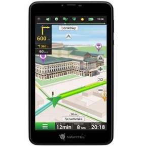 "NAVITEL GPS navigace do auta/tablet PC T757 LTE/ IPS displej 7""/ rozlišení 1280 x 800/ Android 8.1/ micro USB"