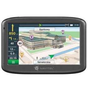 "NAVITEL GPS navigace do auta E505 Magnetic/ 5"" displej/ rozlišení 480 x 272/ mini USB + magnetický držák"