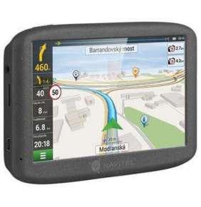 """NAVITEL GPS navigace do auta F150/ displej 5""""/ rozlišení 480 x 272/ mini USB"""