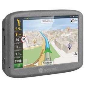 """NAVITEL GPS navigace do auta E500/ 5"""" displej/ rozlišení 480 x 272/ mini USB"""