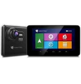 """NAVITEL GPS navigace do auta + záznamová kamera do auta RE900/ displej 5""""/ rozlišení 1280 x 720/ mini USB"""