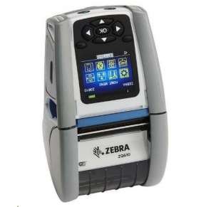 "DT Printer ZQ610 2""/48mm Healthcare  English fonts,Dual 802.11AC / BT4.x, Linered platen, 0.75"" core, Group E, Belt clip"