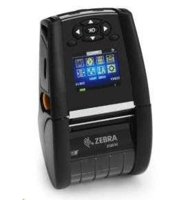 Zebra ZQ610, BT, Wi-Fi, 8 dots/mm (203 dpi), LTS, disp., EPL, ZPL, ZPLII, CPCL