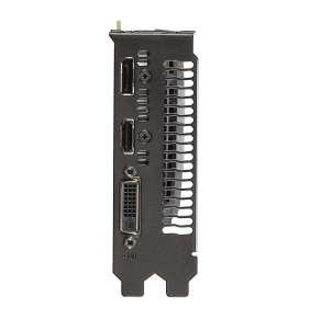 ASUS VGA NVIDIA PH-GTX1650-4G, GTX 1650, 4GB GDDR5, 1xDVI, 1xHDMI, 1xDP