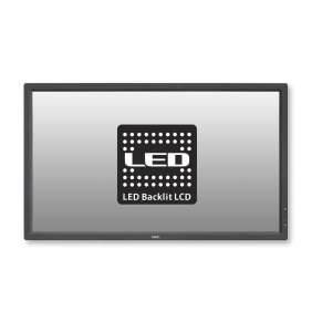 "NEC 32"" velkoformátový display V323-3 16/7, 450 cd, 4 mm protection glass"