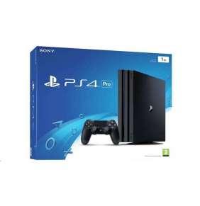 SONY PlayStation 4 Pro 1TB - černý - Gamma chassis + FIFA20