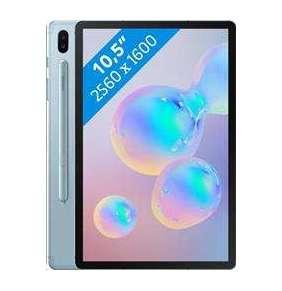 "Samsung Tablet Galaxy Tab S6, 10.5"" 128GB, WiFi, LTE s perom, sivá"