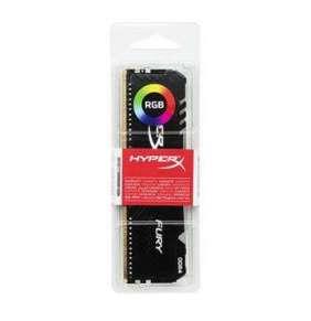 8GB DDR4-3000MHz CL15 HyperX Fury RGB