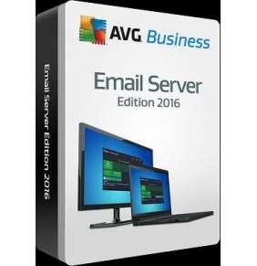AVG Email Server Ed., 30 mbx (12 měs.) SN Elektronicky
