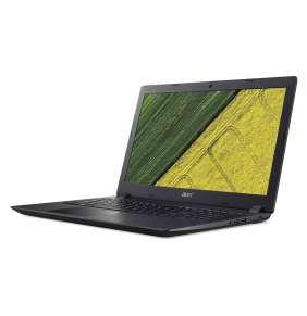 """Acer Aspire 3 (A315-51-35GX) i3-7020U/4GB+4GB/256GB SSD M.2+N/HD Graphics/15.6"""" FHD LED matný/BT/W10 Home/Black"""