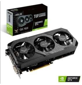 ASUS VGA NVIDIA TUF3-GTX1660-O6G-GAMING, GTX 1660, 6GB GDDR5