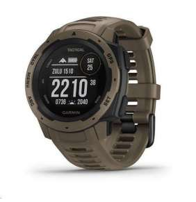 GARMIN chytré GPS hodinky Instinct Tactical Coyote Tan Optic