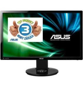 ASUS VG248QE LED 24'' wide FHD 144Hz, 1ms, DC 80mil:1, DVI, HDMI, DP, HAS,č.