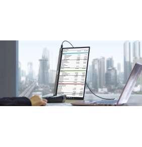 "ASUS LCD 15.6"" MB16AHP 1920x1080 ZenScreen Go USB Type-C Portable IPS 4h batt Micro-HDMI Foldablecase Auto-Rotate REPRO"