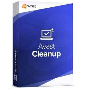 Prodloužení Avast CleanUp, 1 PC, 2 roky, Std AC