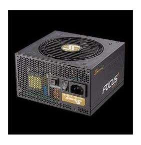 SEASONIC zdroj 750W FOCUS GX-750 (SSR-750FX), 80+ Gold