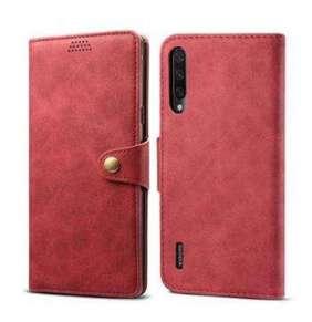 Lenuo Leather na Xiaomi Mi A3 Red