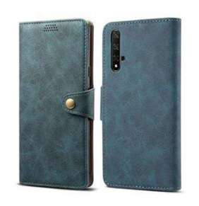 Lenuo Leather na Honor 20/Huawei Nova 5T Blue