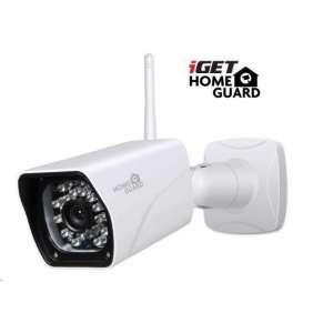 iGET HGWOB851 - bezdrátová venkovní IP FullHD 1080p kamera, IP66, FTP, Email, LAN, WiFi, ONVIF 2.5