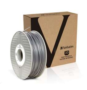 VERBATIM 3D Printer Filament PLA 2.85mm, 126m, 1kg black