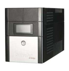 ActiveJet UPS AJE-1600VA LCD/USB/RS232/3xIEC + 3xSchuko/2x9Ah