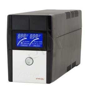 ActiveJet UPS AJE-EASY 850VA LCD/USB/2xSchuko/9Ah