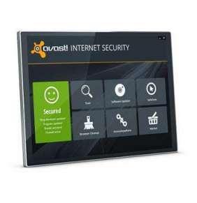Avast Internet Security pro 1PC na 12 měsíců - elektronicky