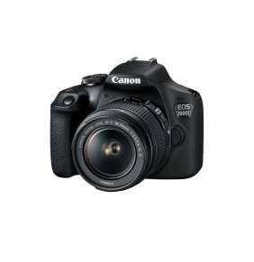 Canon EOS 2000D + 18-55 DC