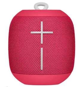 Logitech Speaker Ultimate Ears WONDERBOOM, raspberry