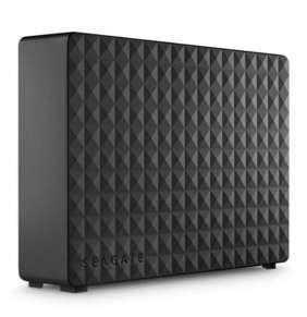 """SEAGATE Expansion Desktop 6TB / 3,5"""" / USB3.0 / externí HDD / černý"""