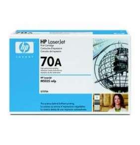 HP 70A Black LJ Toner Cart, 15 000 str, Q7570A