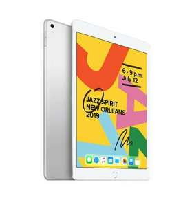 iPad 128GB Wi-Fi Silver (2019)