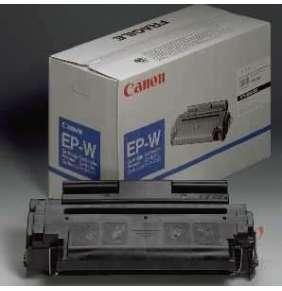 Canon LASER TONER black EP-W (EPW)