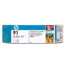 HP no 91 - sv. purpur. ink.kazeta - 3 pack, C9487A