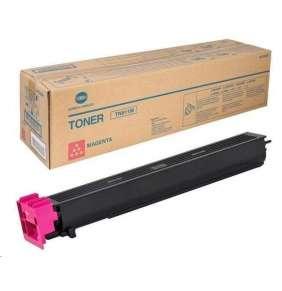 Minolta Toner TN-611M, purpurový do bizhub C451, C550, C650 (27k)